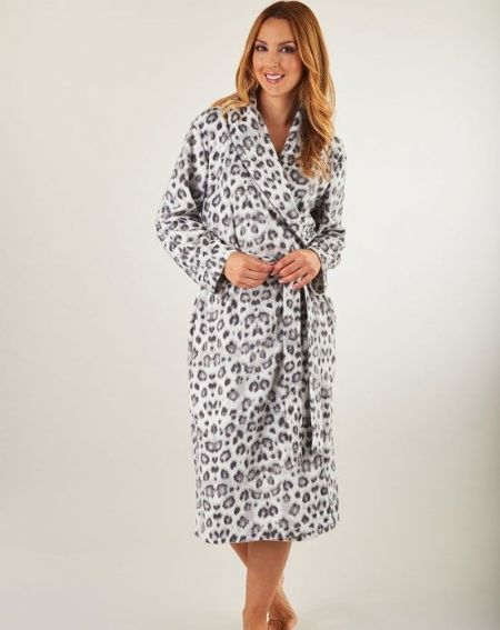 Wraps, Dressing Gowns and House & Bed Coats